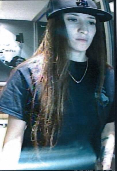 Search for Counterfeit Check Deposit Suspect