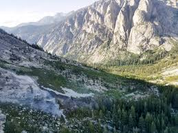 Kings Canyon NP Closed Due To Smoke