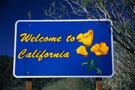 In Person Voting Underway in California