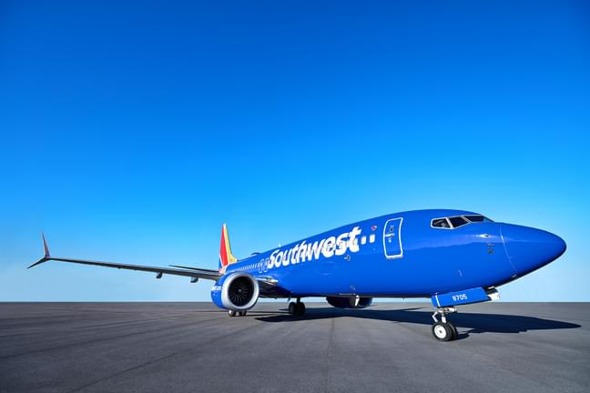 Southwest Airlines to Serve Fresno Next Year