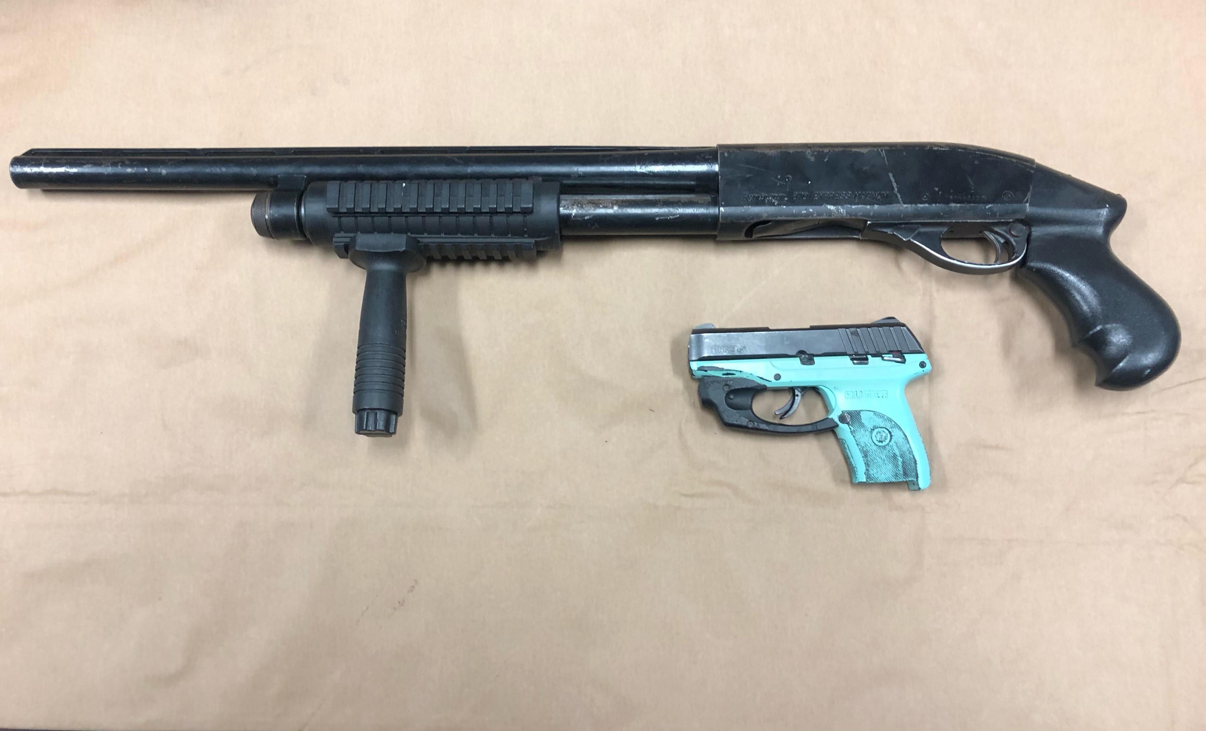 Bakersfield Police Make a String of Firearm Arrests.