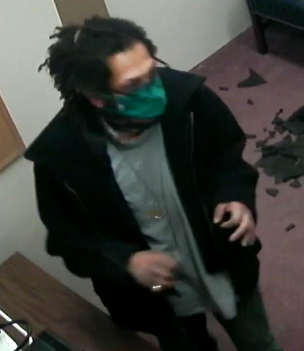 BPD Searching for Burglary Suspect