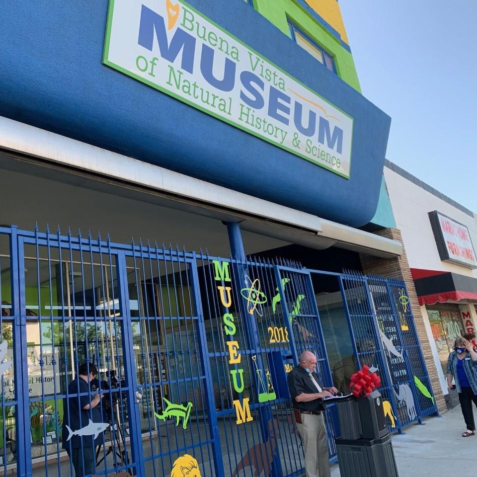 Buena Vista Museum Reopens