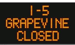 Big Rig Crash Closes Southbound 5 Over Grapevine