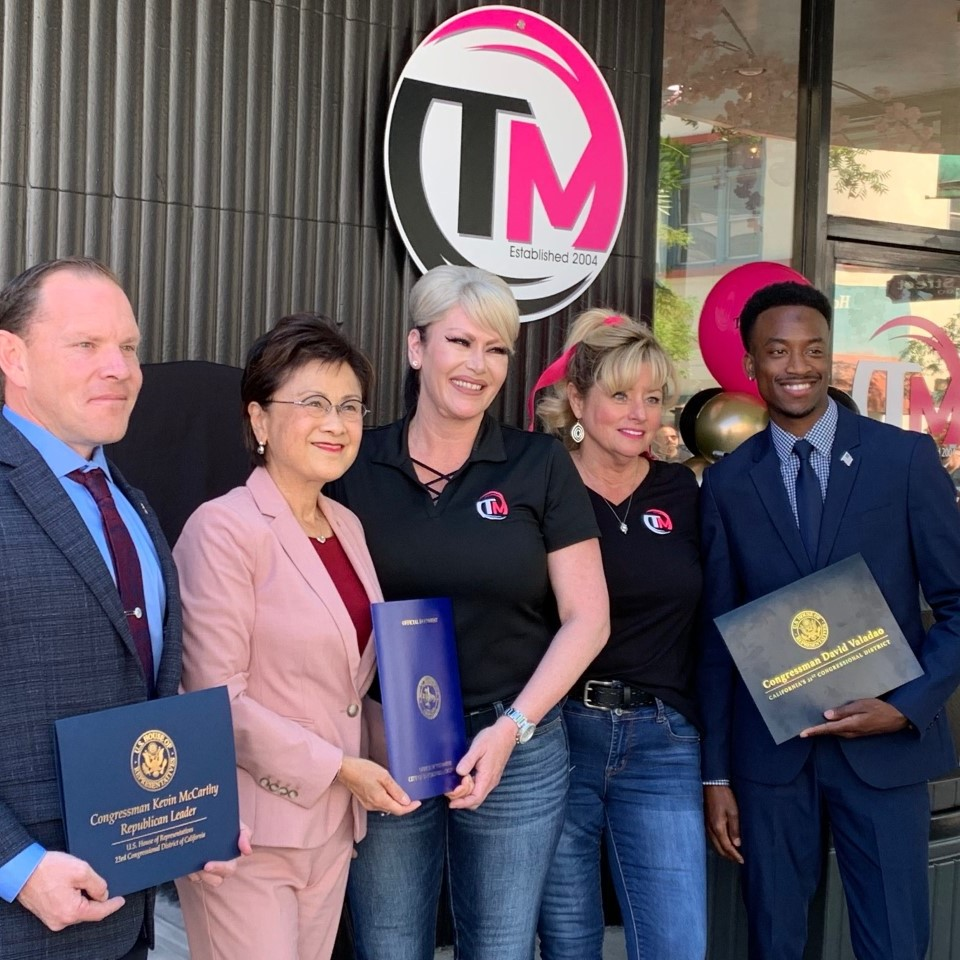 Tina Marie's Cafe Reopens in Downtown Bakersfield