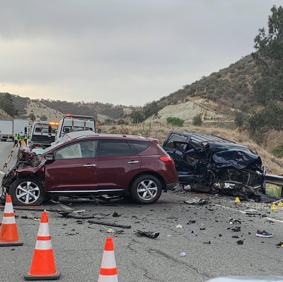 Fatal Accident Shuts Down Highway 58 Near Tehachapi