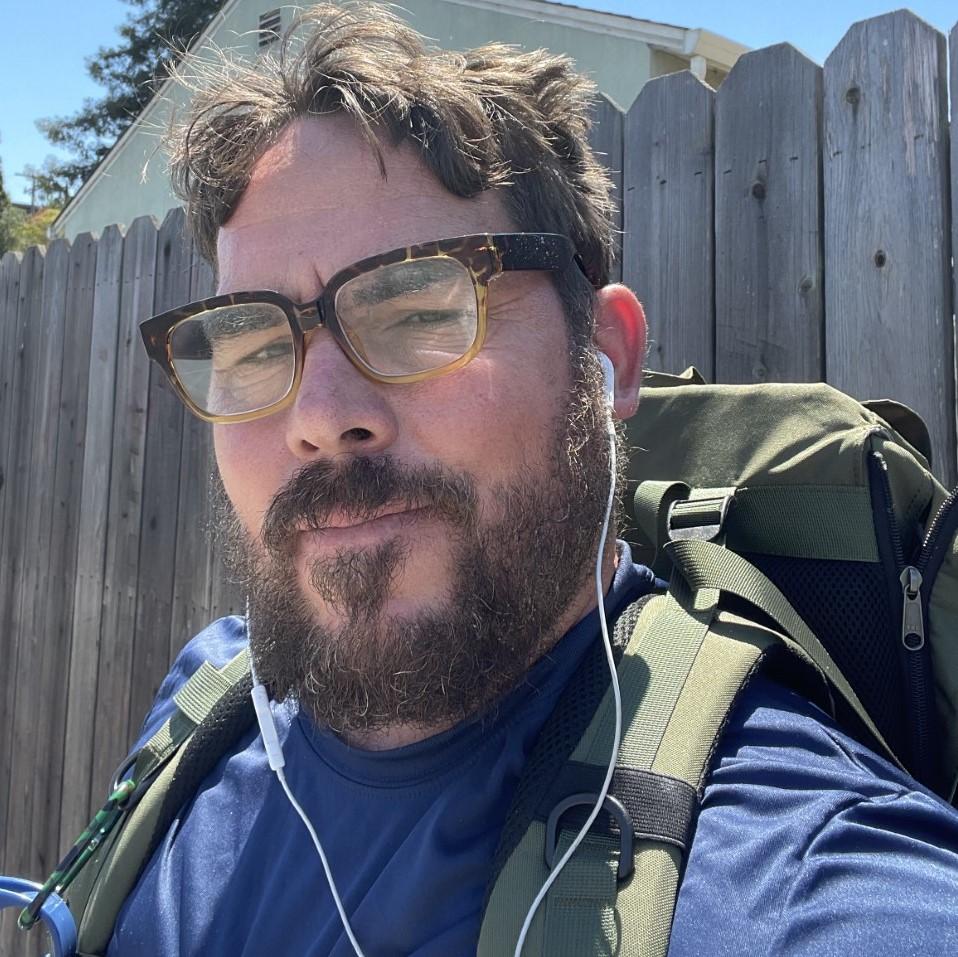 Bakersfield Man Walking Across America to Raise Child Abuse Awareness