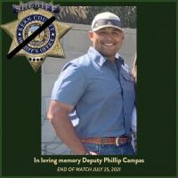 Memorial Held for Fallen KCSO Deputy