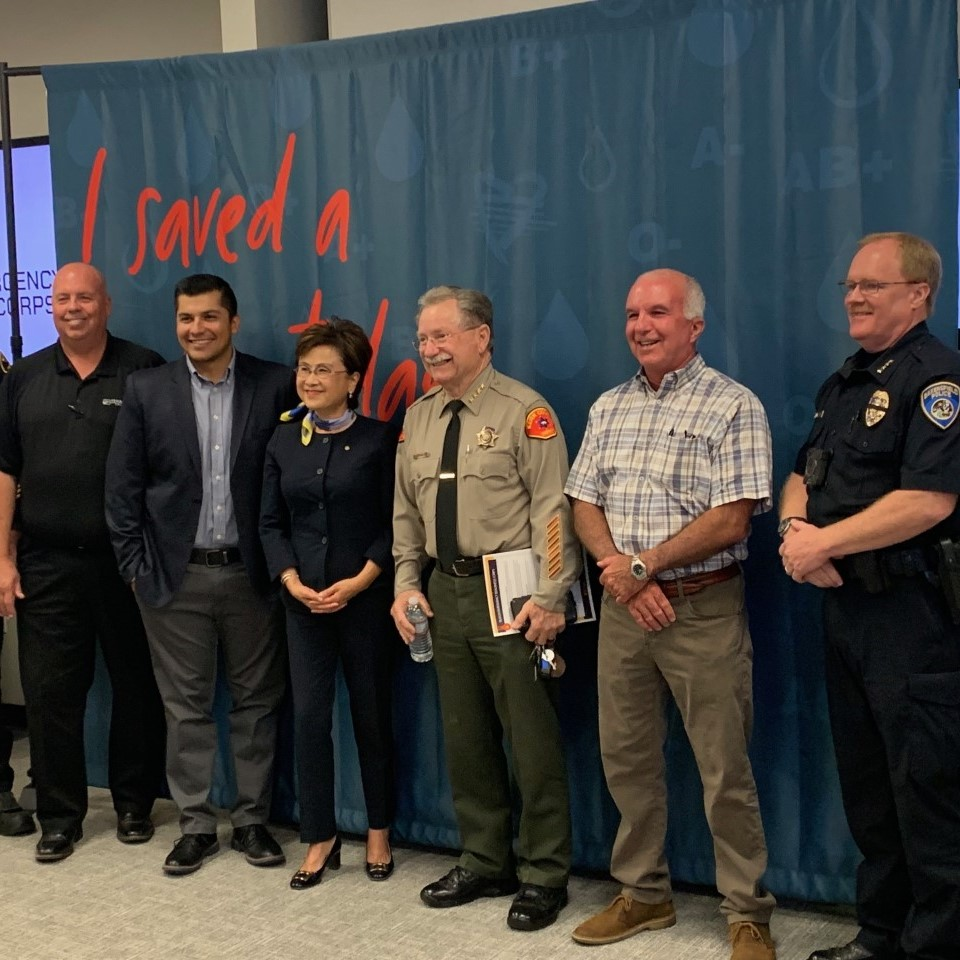 Houchin Blood Bank Joins Blood Emergency Readiness Corp
