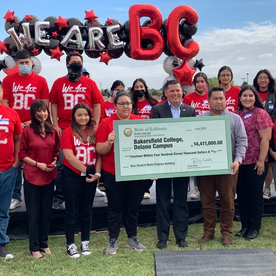 Bakersfield College Receives Over $14 Million for Delano Campus Expansion