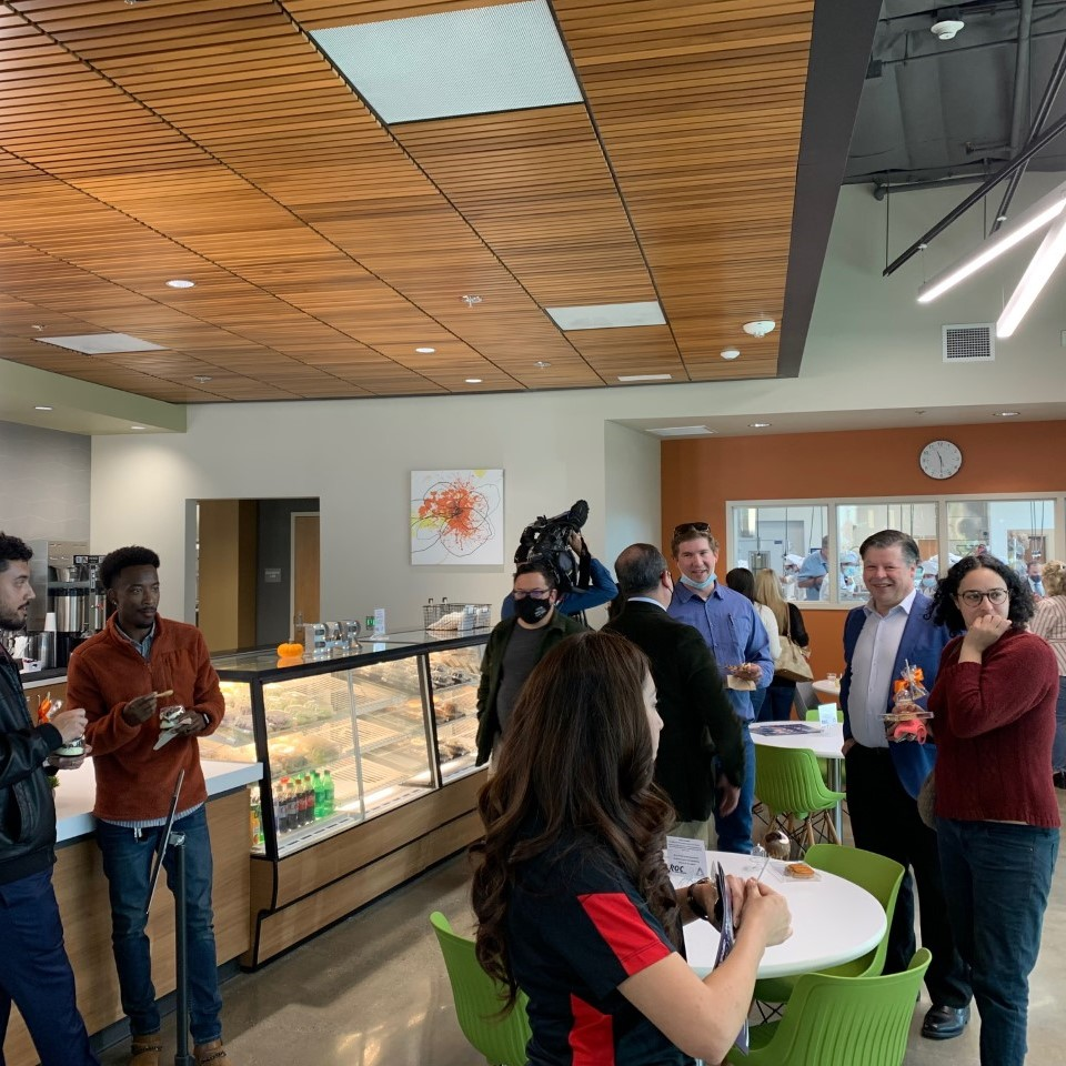 KHSD's ROC Cafe and Bakery Now Open