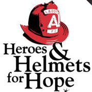 Heroes and Helmets for Hope Fundraiser