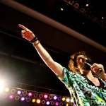 Photo Gallery: Edward Sharpe and the Magnetic Zeros at the Greek