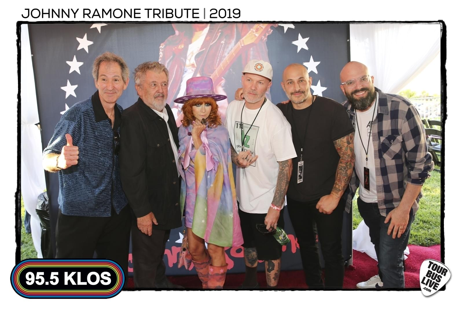 Photo Gallery: The Johnny Ramone Tribute at the Hollywood Forever Cemetery