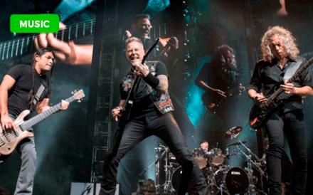 Metallica Music Helps Woman Escape Potential Cougar Attack