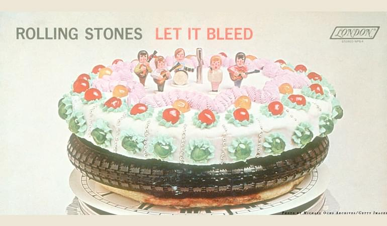 Rolling Stones Announce 'Let It Bleed' Golden Anniversary Box Set