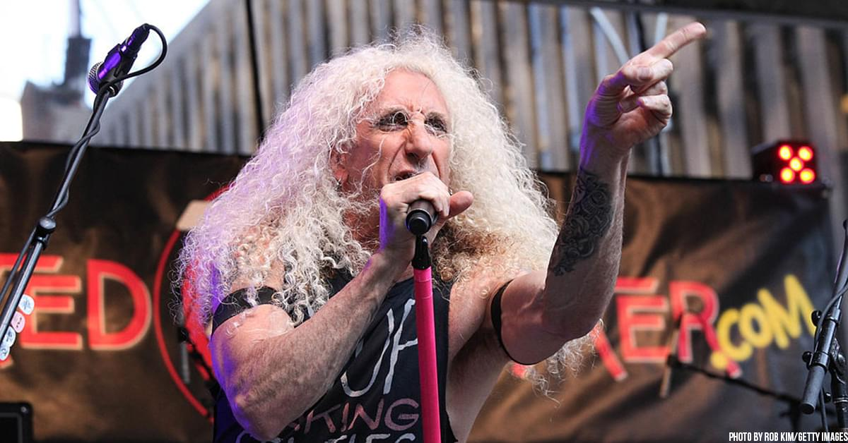 Dee Snider Announces Break From Performing
