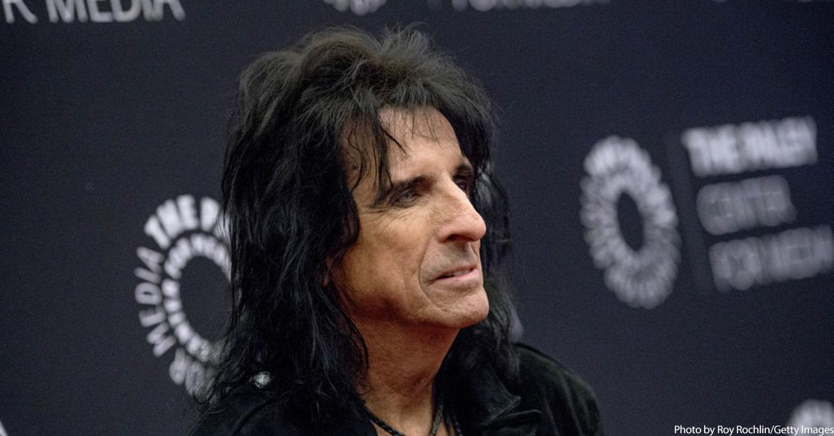 Alice Cooper Releases New 'Detroit City 2020' Lyric Video