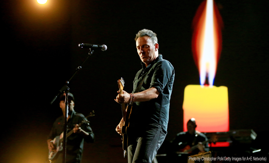 Bruce Springsteen Celebrates 70
