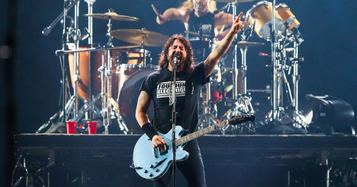 Dave Grohl Says Foo Fighters Will Start Working on Album Next Week