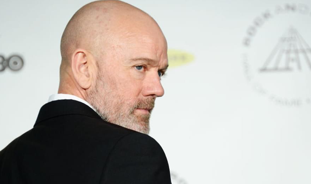 R.E.M.'s Michael Stipe Announces New Solo Single