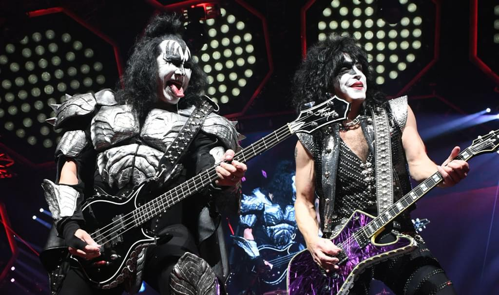 KISS Announces a Show for Great White Sharks