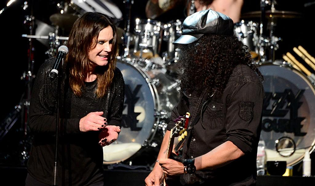 Slash, Ozzy Osbourne, and More Collaborate on Anti-Bullying Film