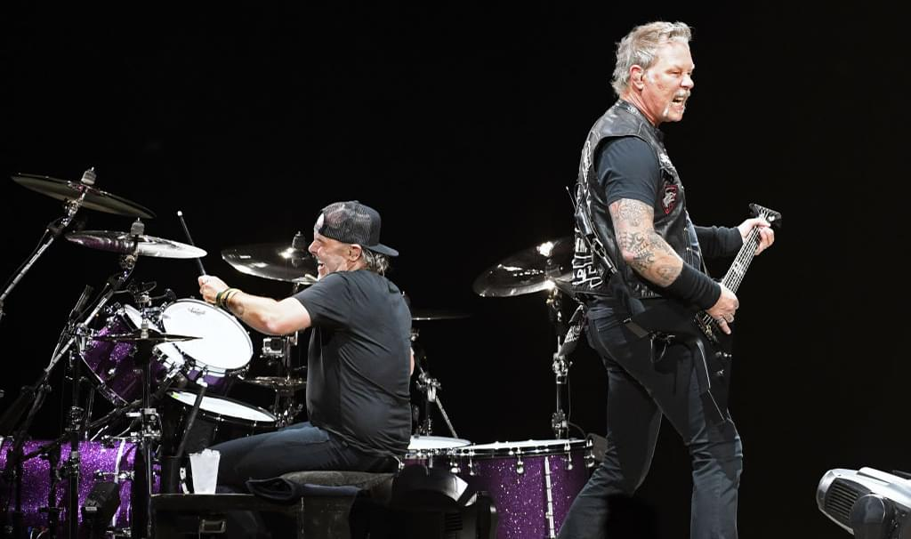 Metallica Tease Mystery 'XX' Announcement