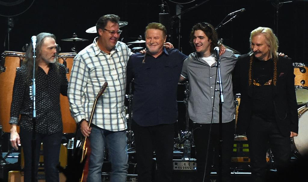 Eagles Announce 'Hotel California' Tour