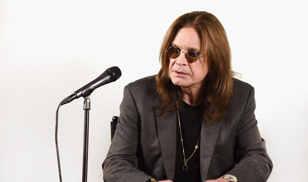 Ozzy Osbourne Postpones Upcoming Tour Dates in Europe