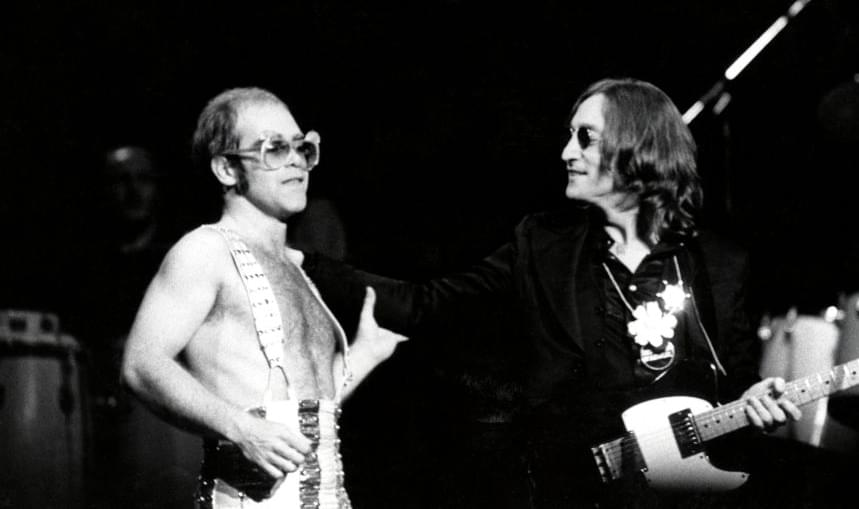 Elton John Recalled How He Refused to Finish John Lennon's Last Songs