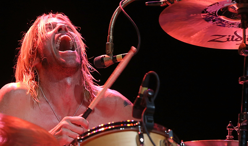 Taylor Hawkins teases 25 anniversary plans for Foo Fighters