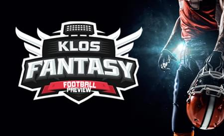 KLOS Fantasy Football Preview: Week9