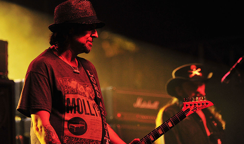 MOTÖRHEAD's Phil Campbell Teams Up With Rob Halford for new song
