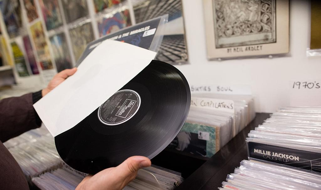 Vinyl Records to Surpass CD Sales