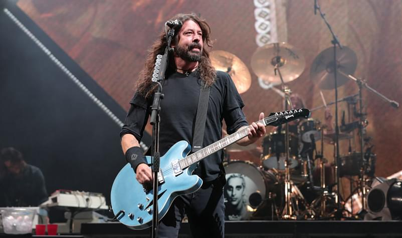 Foo Fighters Release New Surprise EP '02050525'