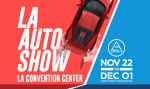 The LA Auto Show is back! Enter to win tickets!
