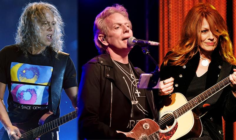 Members of Metallica, Eagles & Heart Will Attend Rock Hall Exhibit
