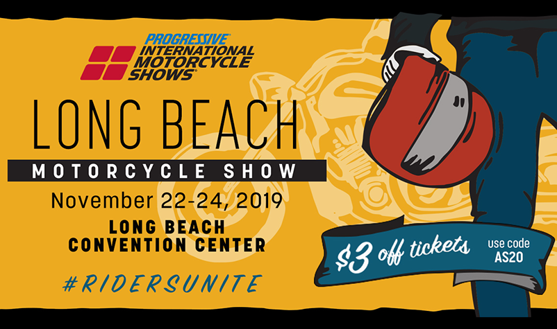 Enter to win tickets to the International Moto Show!