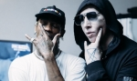 Marilyn Manson Slated to Perform at Rapper Travis Scott's Hip-Hop Festival