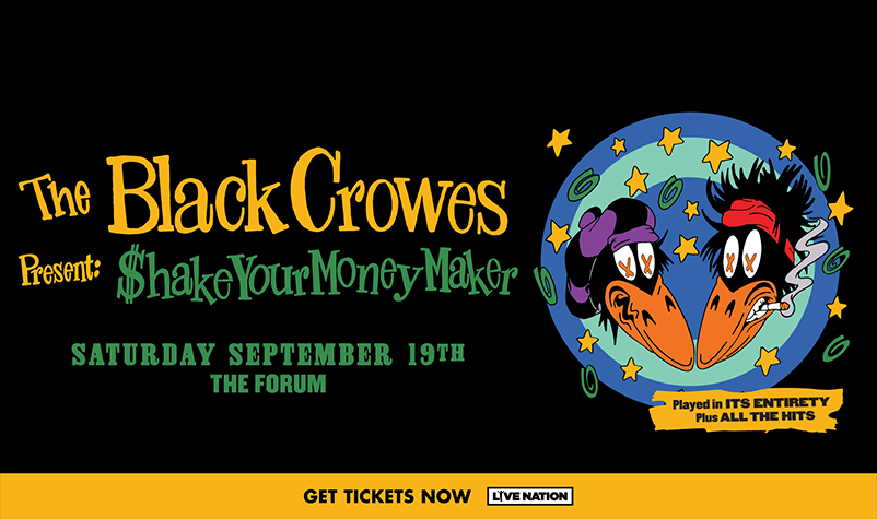 THE BLACK CROWES – REUNITED!