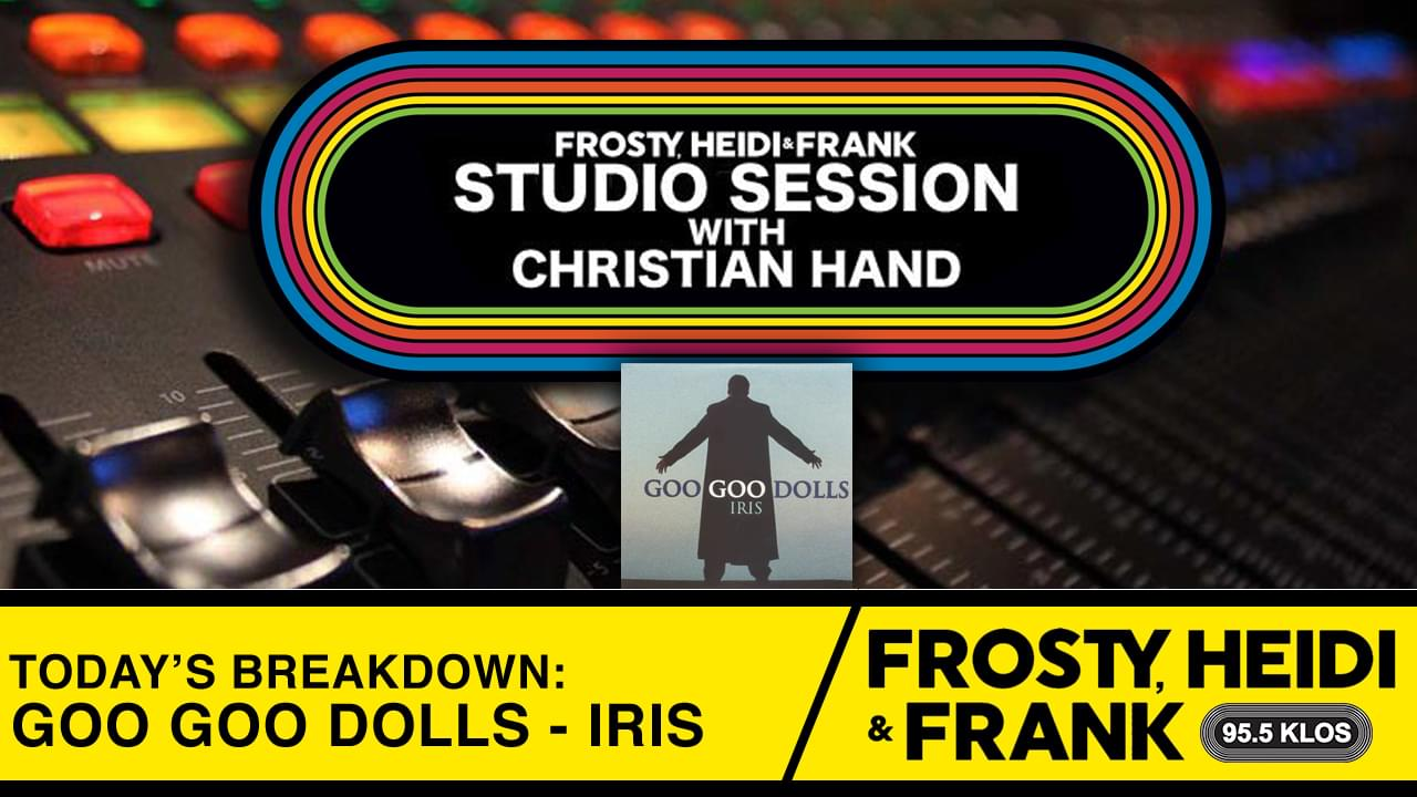 FHF Studio Session With Christian James Hand 11/11/19