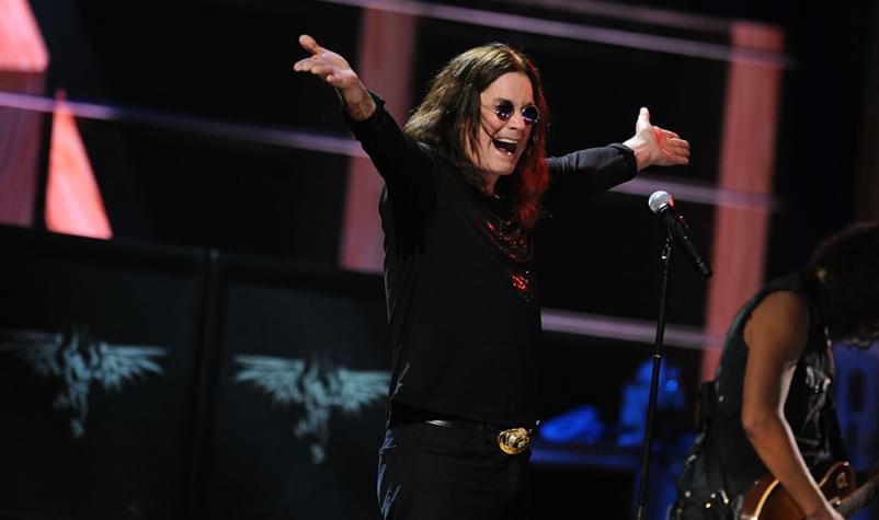 Ozzy Osbourne Announces Rescheduled 2020 European Tour Dates With Judas Priest