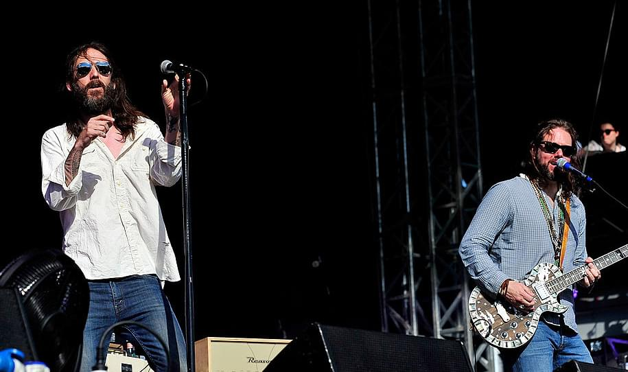 The Black Crowes' Robinson Brothers Ended Feud Before Reunion