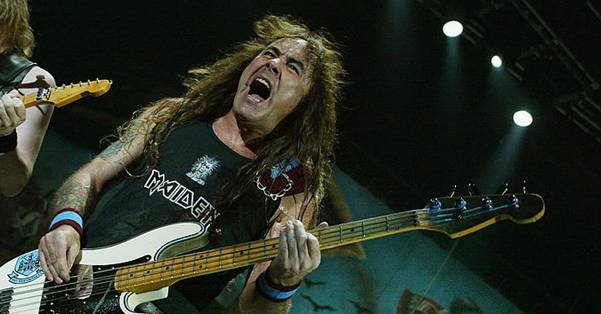 Steve Harris Would Be Up For an Iron Maiden + Judas Priest Tour