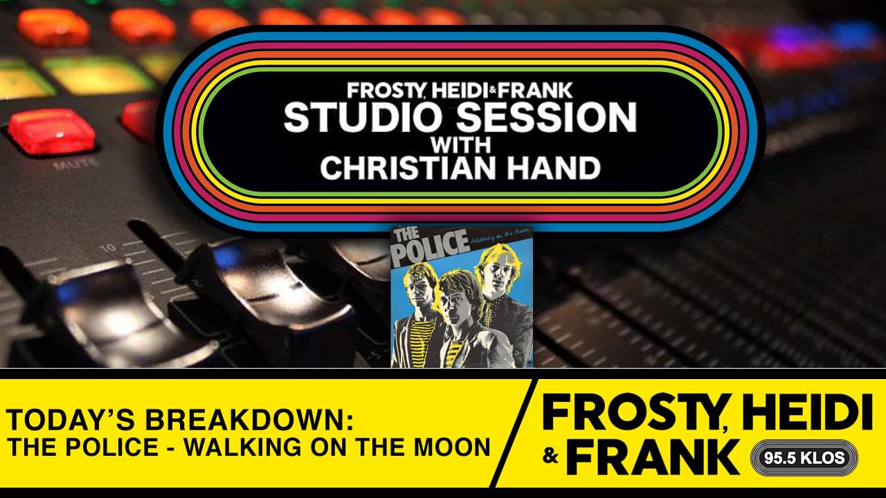 FHF Studio Session With Christian James Hand 11/18/19