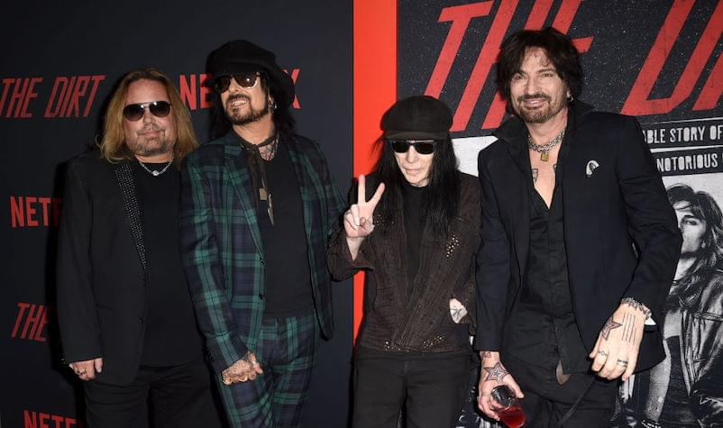 Mötley Crüe Reportedly Reuniting for Tour With Def Leppard & Poison
