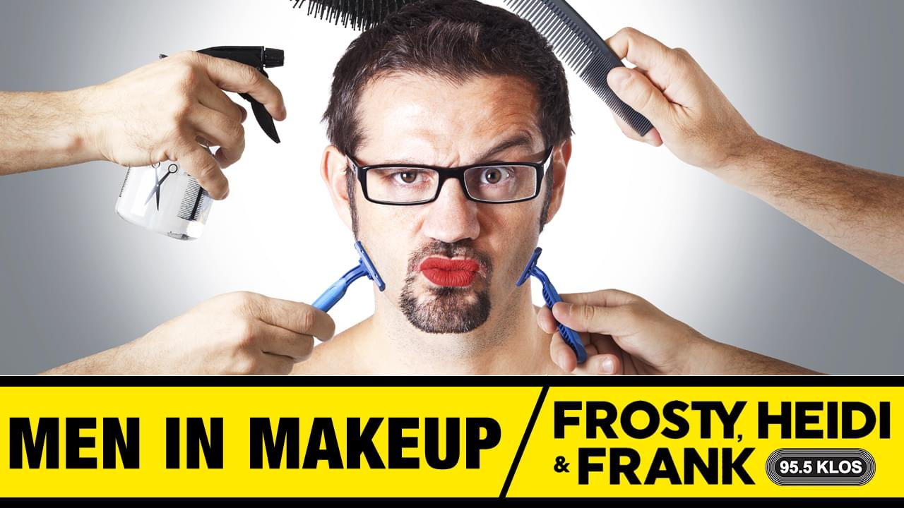 Men In Makeup