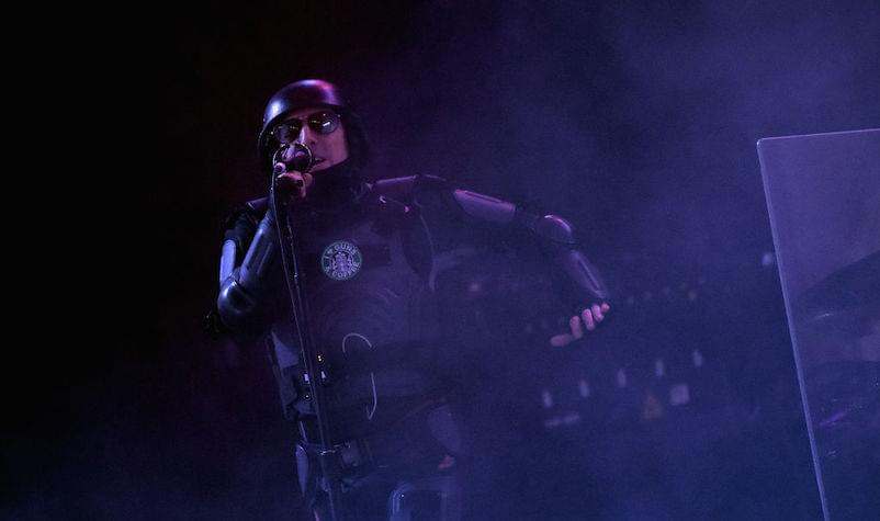 Tool Performs 'Swamp Song' Live for First Time Since 2007