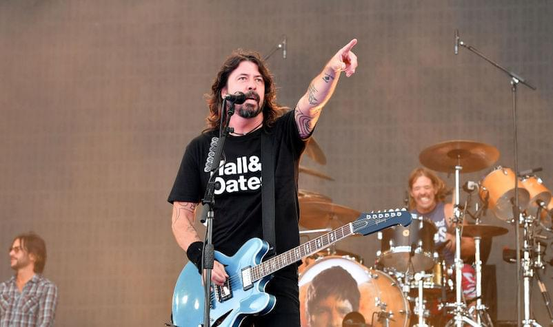 Dave Grohl Never Thought the Foo Fighters Were Cool
